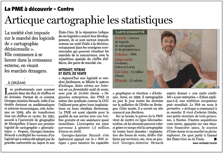 Tribune (La) N° 3771 - 17-10-2007 - 35 - 071017-articque-cartographie-les-statistiques.pdf 2014-10-20 16-48-20