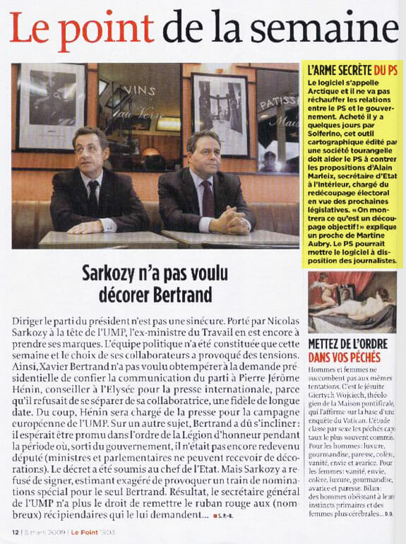 Le point__PS_05-03-2009