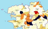 Atlas du Projet Régional de Santé deBretagne