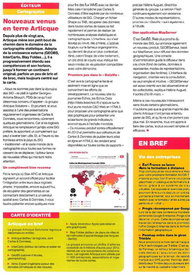 SIG la lettre_nouveaux venus Articque_22-03-2013