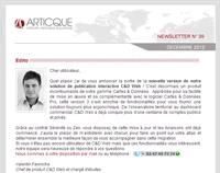 Newsletter n°39 – décembre2012