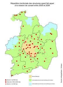 20101017-carte-client-association-arts-vivants-repartition-territoriale-structures