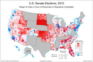 carte-actu-usa-senate-2010-county-results