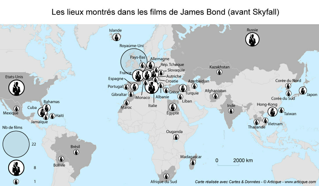 carte-des-pays-visites-par-james-bond-avant-skyfall-2012