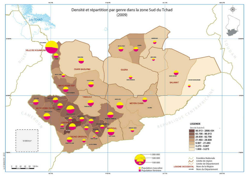 carte-tchad-population-masculine-vs-feminine-et-densite