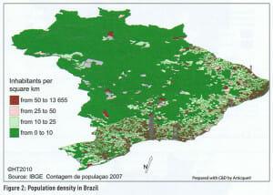 map-geographische-rundschau-population-density-brasil