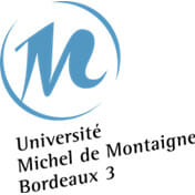 Logo de l'université Michel de Montaigne - Bordeaux 3