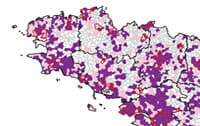 Cartographie de dispositifs numériques dans le tourisme