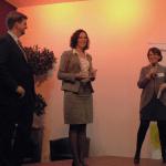 Deloitte Technology Fast 50 région Ouest : Hélène Auguet, Directrice Générale, reçoit le trophée au nom du Groupe