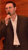 Jérôme VANEL, Conseiller en développement d'entreprises à la CCI Moselle