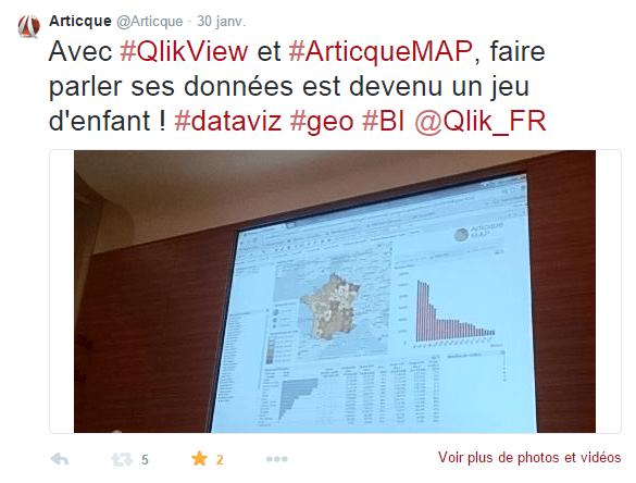 Congrès-Articque-QlikView-ArticqueMAP-geo-BI-Tweet