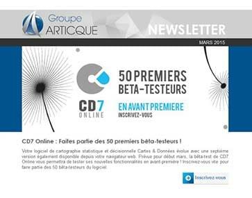Sommaire newsletter 43