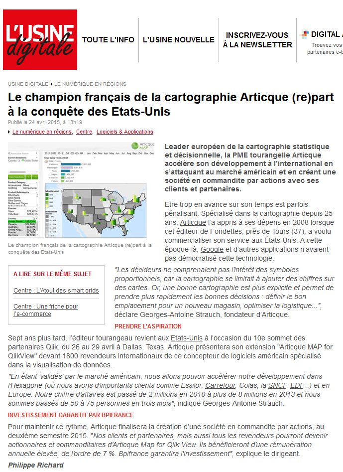 L'usine digitale_partenariat Qlik_24-04-2015