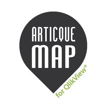 articque-map