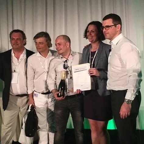 Articque reçoit la récompense de partenaire technologique 2016