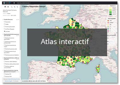 Atlas interactif d'Articque