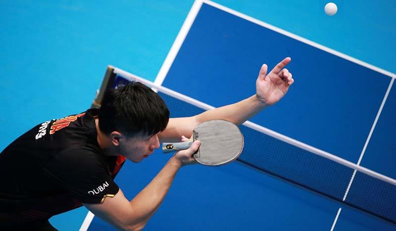 Joueur de tennis de table