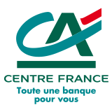 Logo Credit Agricole Centre France
