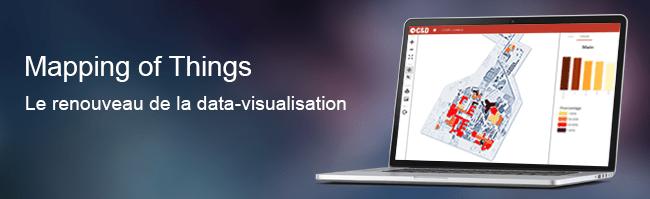 Mapping of Things, le renouveau de la data-viz
