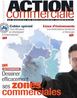 Couverture du magazine Action commerciale