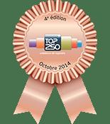 Logo Top 250 des éditeurs français
