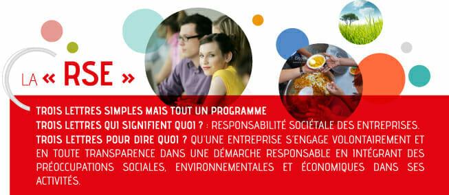 Logo Responsabilité sociétale des entreprises