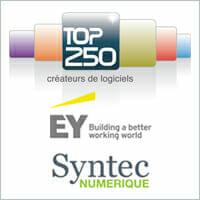 Logo Top 250 créateurs de logiciels