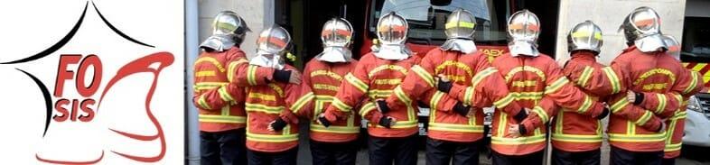 Photo Pompiers Force Ouvrière SIS