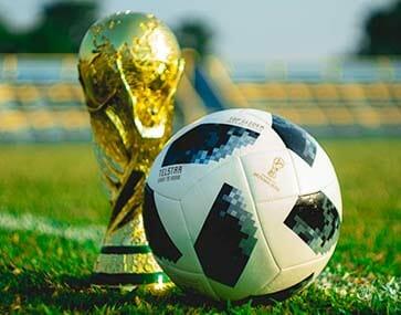 carte coupe du monde de football 2018