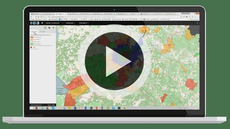 Suivez nos webinars et concevez facilement des cartes interactives