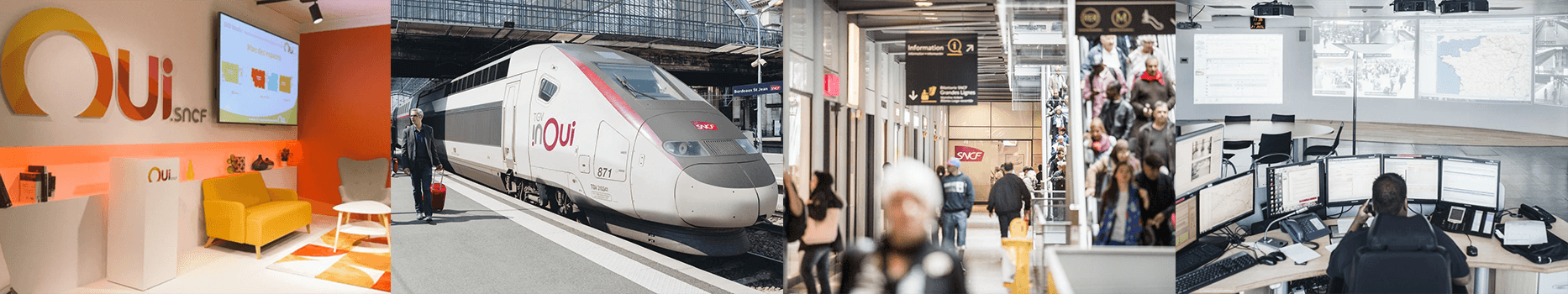 Cartographie et business intelligence Qlik à la SNCF