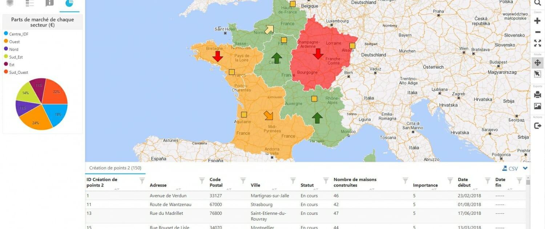 btp : suivez et geolocalisez de votre chiffre d'affaires