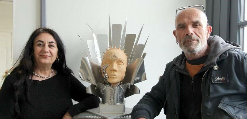 Exposition avec Christian Bijeau et Sylvie H