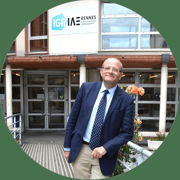 Gérard Cliquet - spécialiste géomarketing