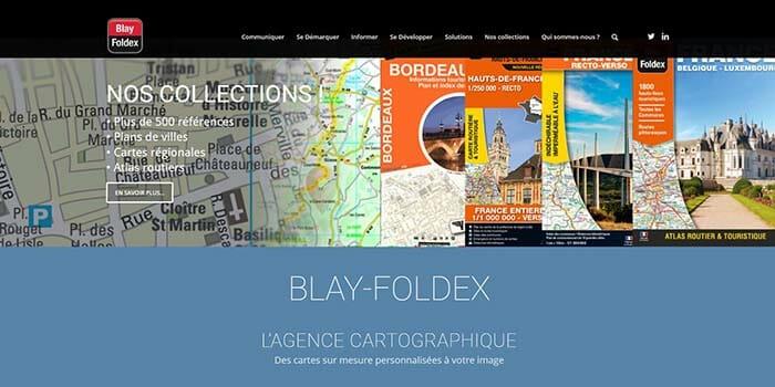 Image du site Blay Foldex