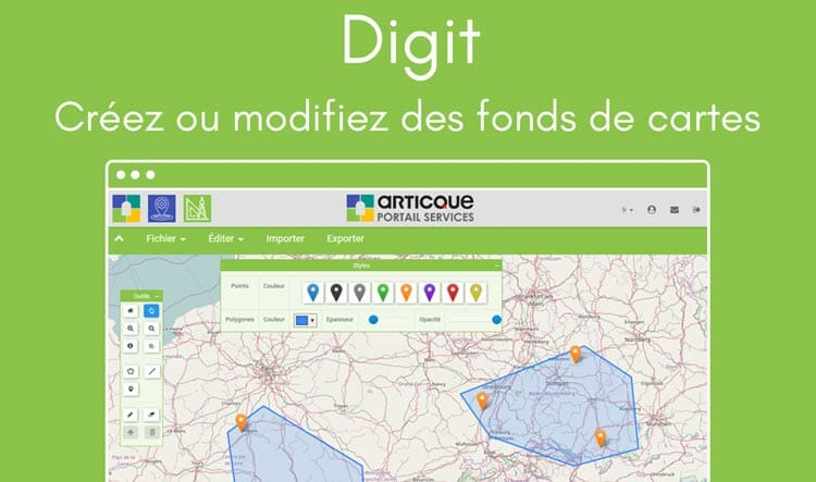 Solution Articque : Digit