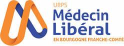 logo URPS Médecins libéraux de Bourgogne Franche-Comté