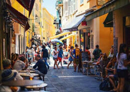 Miniature geomarketing et tourisme