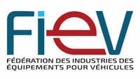logo fiev fédération des industriels des équipements pour véhicules