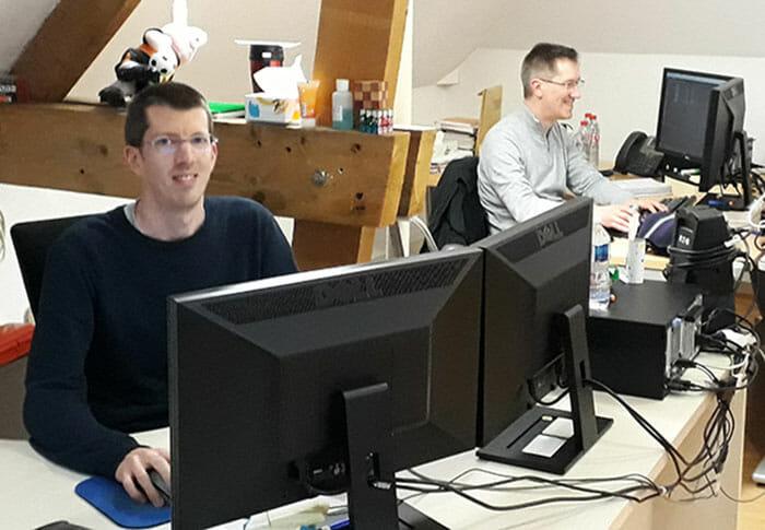 Service développement de logiciel d'Articque