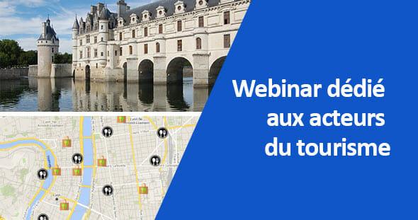 webinar tourisme cartographie