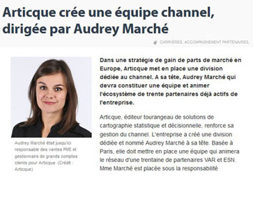audrey marche distributique