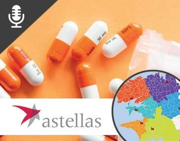 Le temoignage d'astellas pharmaceutique
