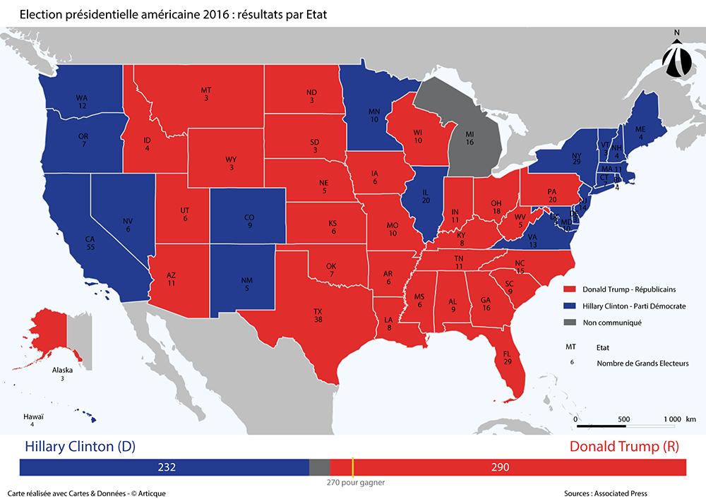 Election americaine 2016