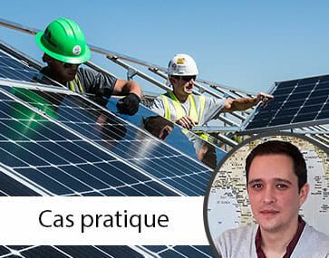 Production d'energie : cas pratique