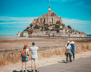 Miniature stratégie de développement touristique