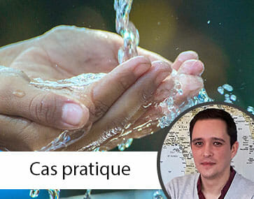 miniature article reseau d'eau potable