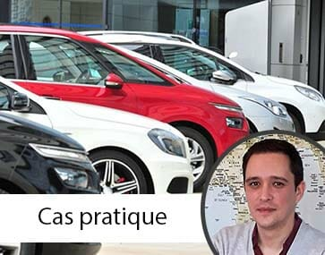 Miniature digitalisation de la relation client automotive