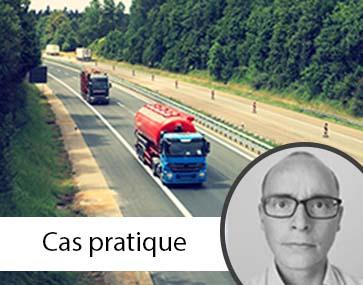 miniature flux logistique transport