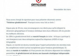 newsletter 55 avril 2021
